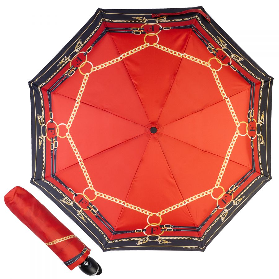 Зонт складной Ferre 6009-OC Catena Red