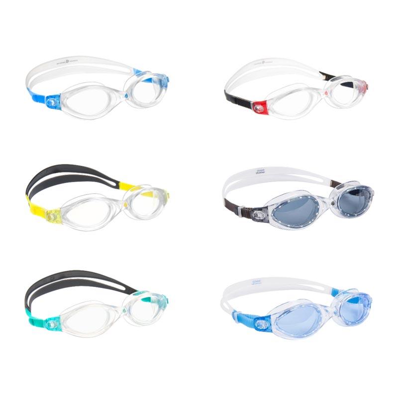 Очки для плавания тренировочные Mad Wave Clear Vision CP Lens