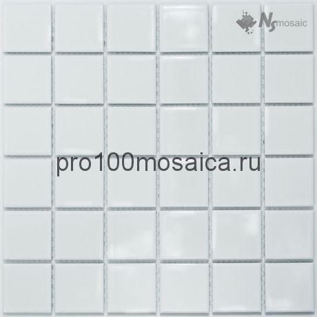 P-523 глянцевая. Мозаика серия PORCELAIN, размер, мм: 306*306*5 (NS Mosaic)