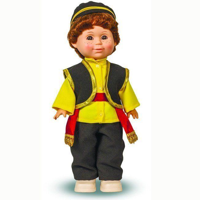 Кукла Марат 2 Весна в татарском национальном костюме