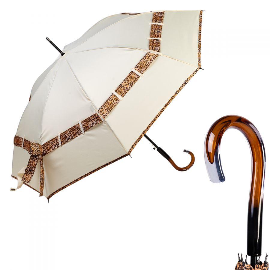 Зонт-трость Ferre 5010-LA Biocco Bianco