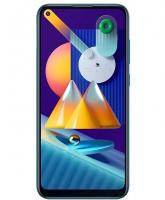 Смартфон SAMSUNG GALAXY M11 Бирюзовый 32GB (SM-M115FMBNSER)