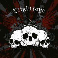 NIGHTRAGE - A New Disease is Born (CD) 2007