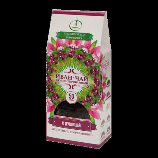 Иван-чай с душицей 50гр