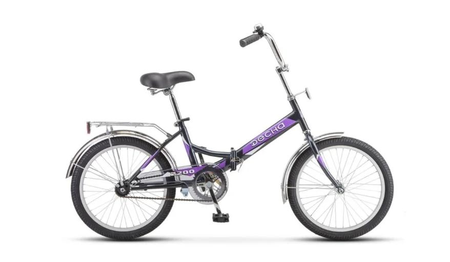 Городской велосипед Десна 2200 20 (2019) Серый