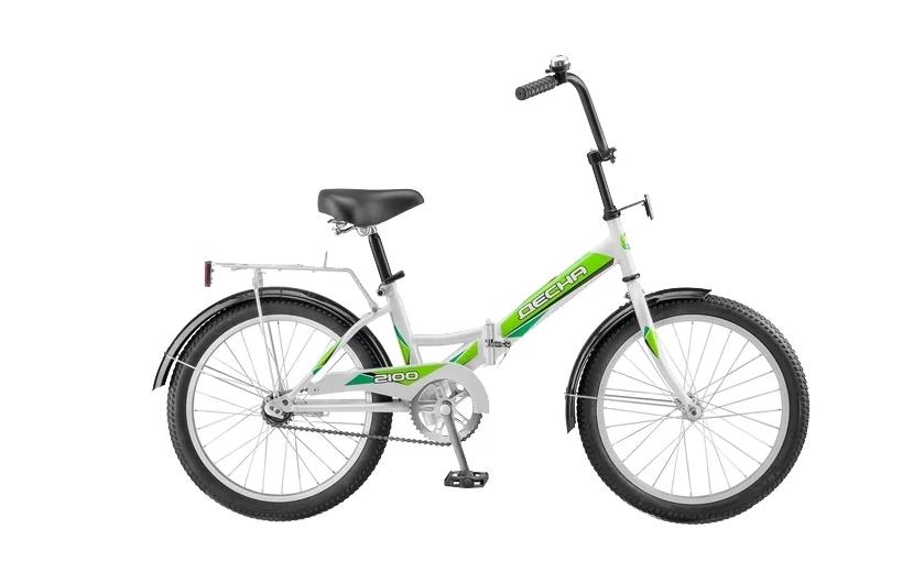Городской велосипед Десна 2100 Зелёный