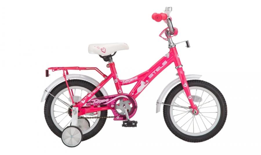 Детский велосипед STELS Talisman Lady 14 Z010 Розовый
