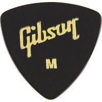 GIBSON APRGG-73M 1/2 GROSS BLACK WEDGE STYLE/MEDIUM Медиатор 0.73мм