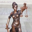 "Фигурка 42 см ""Фемида - богиня правосудия"""