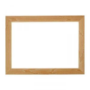 Рама для зеркал и картин, дерево, 21 х 30 х 3.0 см, липа, «Старина», горячее тиснение