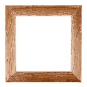Рама для зеркал и картин, дерево, 25 х 25 х 5.0 см, липа, «Старина», горячее тиснение
