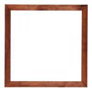 Рама для зеркал и картин, дерево, 35 х 35 х 3.0 см, липа, вишня