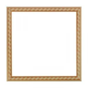 Рама для зеркал и картин, дерево, 30 х 40 х 3.0 см, липа, «Грация», горячее тиснение