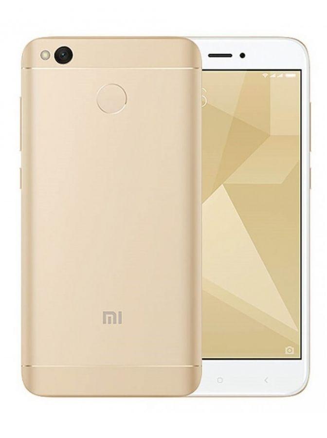 Смартфон Xiaomi Redmi Note 4x 4/64GB Gold