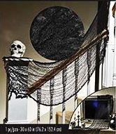 Ткань для драпировки (черная, 76-152 см)
