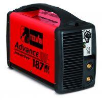 Сварочный аппарат ADVANCE 187 MV/PFC 100-240V + ACX (852047)