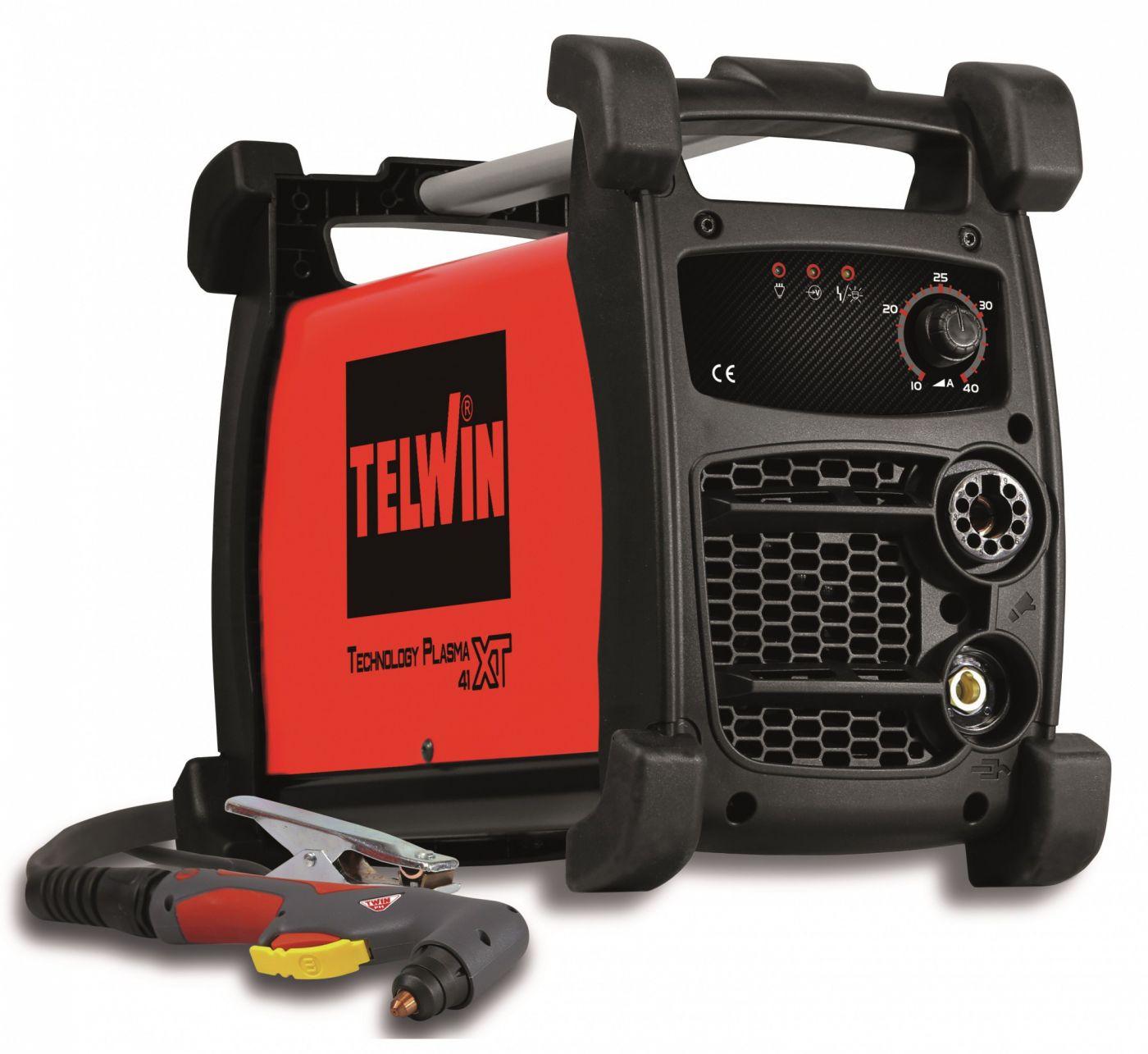 Аппарат плазменной резки Technology PLASMA 41 XT 230 V (816146)