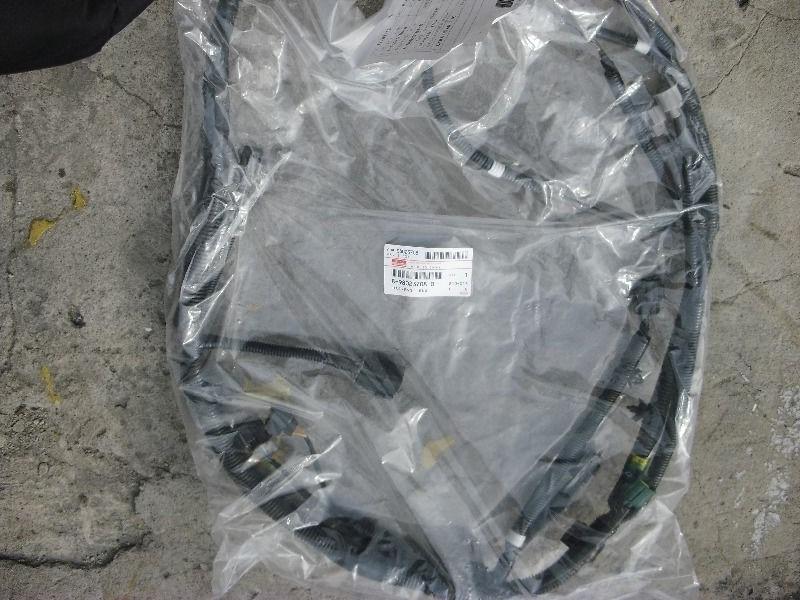 Прокладка ГБЦ двигатель 4HK1-T (1 метка) ISUZU NPR75 NQR90