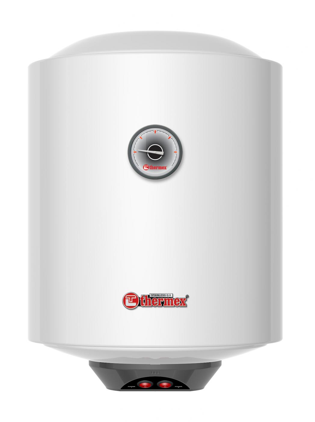 Накопительный электрический водонагреватель Thermex Praktik 30 V Slim (151005)