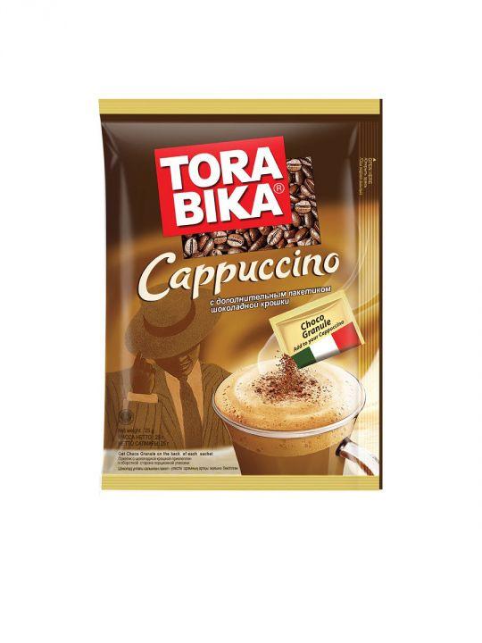 Капучино ToraBika быстрорастворимый с шоколадной крошкой 25г