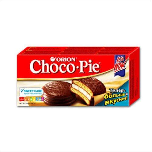 Печенье Чокопай 180г (6шт)