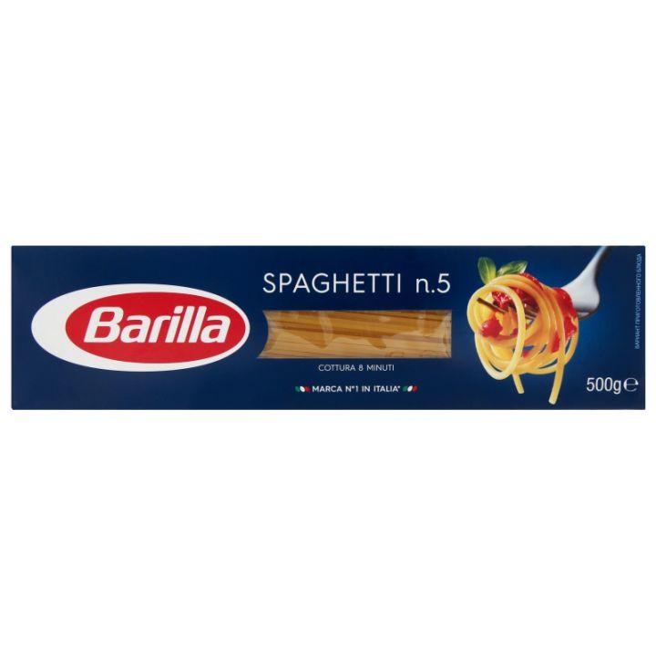 Мак.изделия Barillа Спагетти 450г
