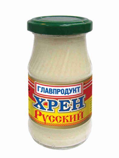 Хрен русский ст/б 170г Главпродукт