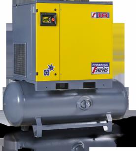 Винтовой компрессор COMPRAG FR-2210-500
