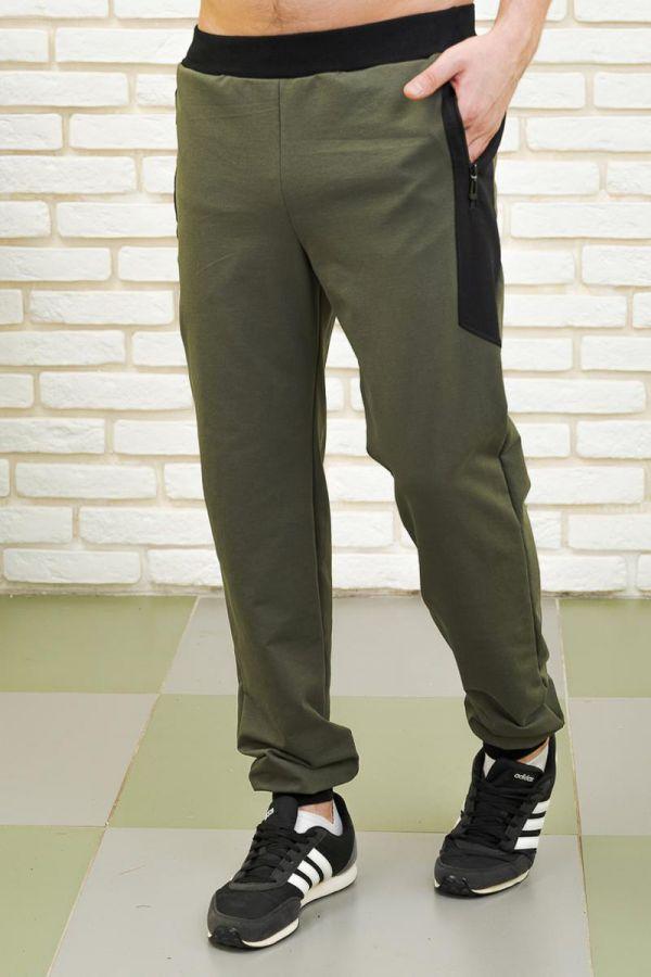 """Мужские трикотажные брюки """"Спринтер"""", футер"""