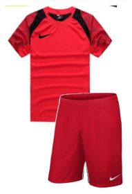 Форма футбольная детская Nike Terra Nova Красная