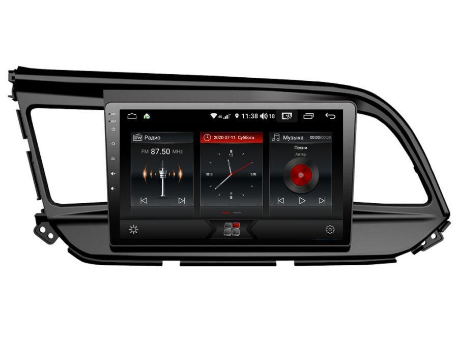Магнитола для Hyundai Elantra (2018-2020) 09HG