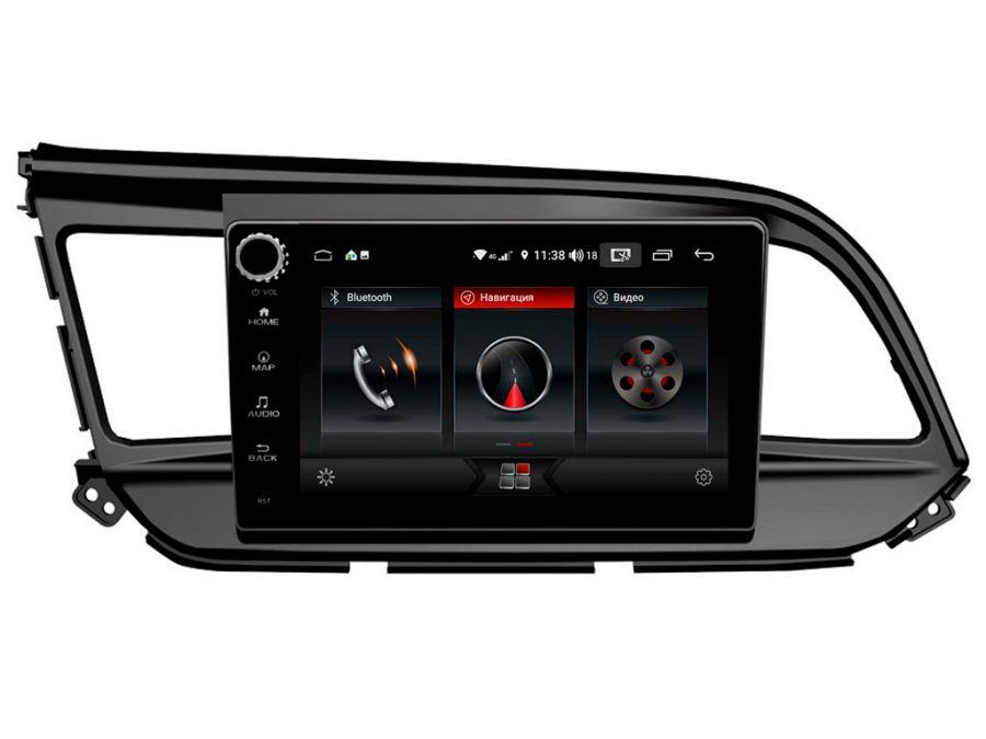 Магнитола для Hyundai Elantra (2018-2020) 09HGR