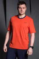 Мужская футболка 1302-70, кулирка