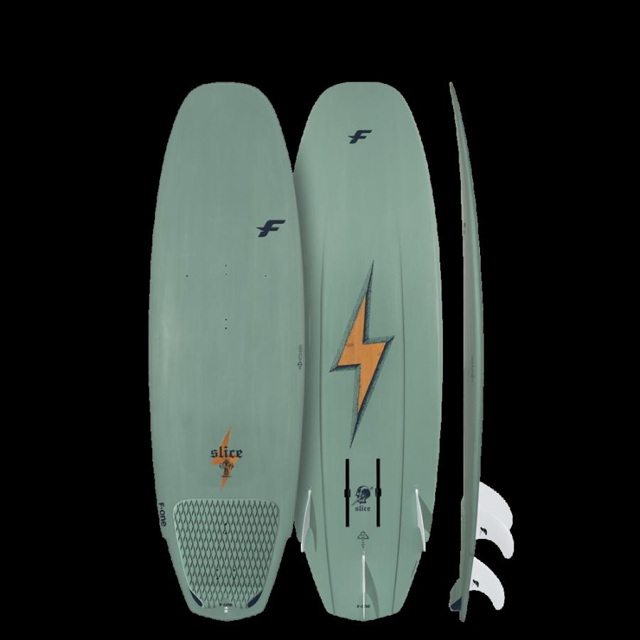 Серфборд F-One Slice Bamboo Foil 2021