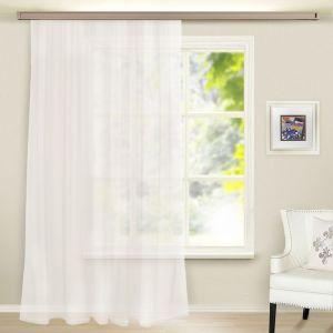 Штора вуаль, ширина 150 см, высота 260 см, цвет белый