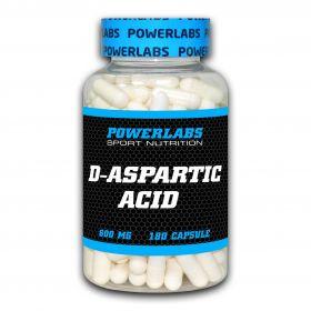 D-ASPARTIC ACID от Powerlabs 180 кап