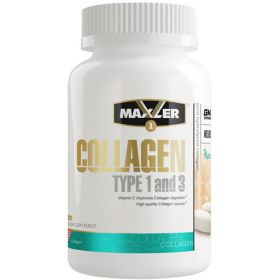 Collagen Type 1 and 3 от Maxler 90 таб
