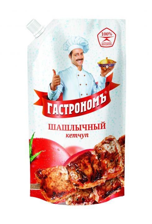 Кетчуп Краспищепром шашлычный д/п 400г Красноярск