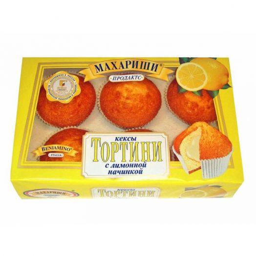 Кекс Тортини лимон 200г