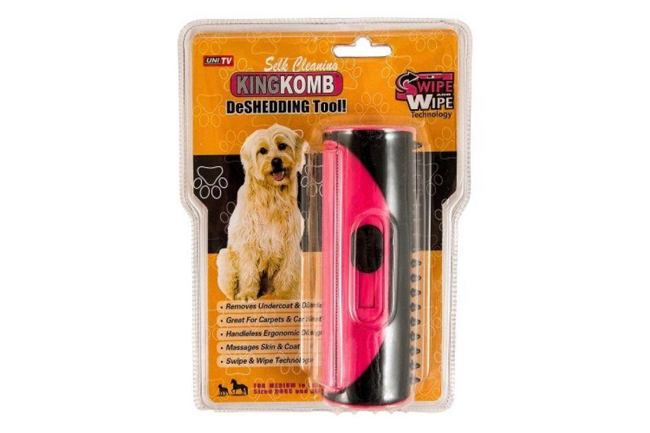 Машинка для стрижки собак King Komb