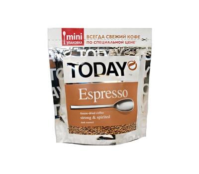 Кофе Today Espresso м/у 37,5г