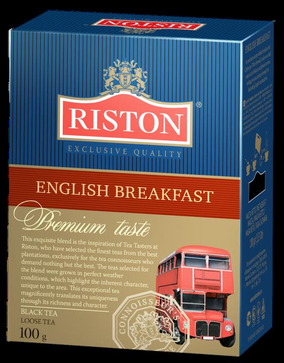 Чай Ристон Премиум Английский завтрак 100г