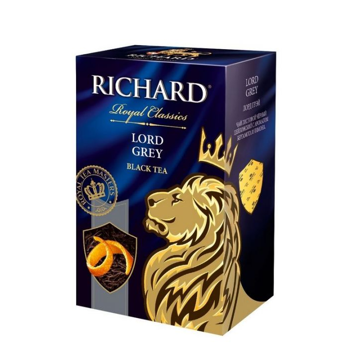 Чай Richard Lord Grey 90г