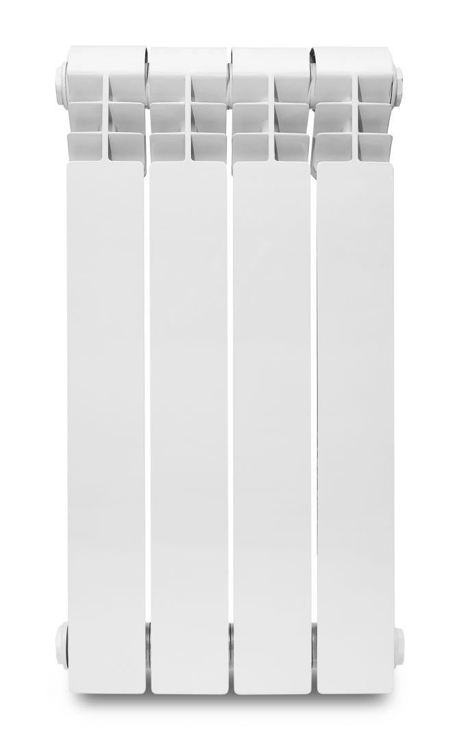 Алюминиевый секционный радиатор LUX 80