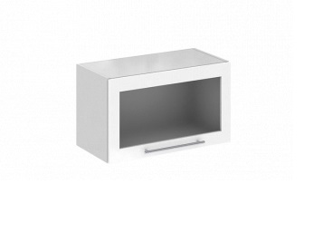 Шкаф горизонтальный со стеклом Ксения ШВГС 600