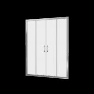 Душевая дверь BAS LATTE WTW-TD-150-C-WE