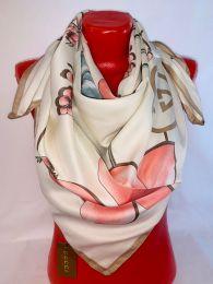 Шелковый платок Gucci, арт.097