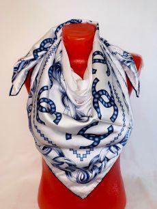 Шелковый платок Chanel, арт 103