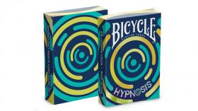 Дизайнерская колода Bicycle Hypnosis Playing Cards