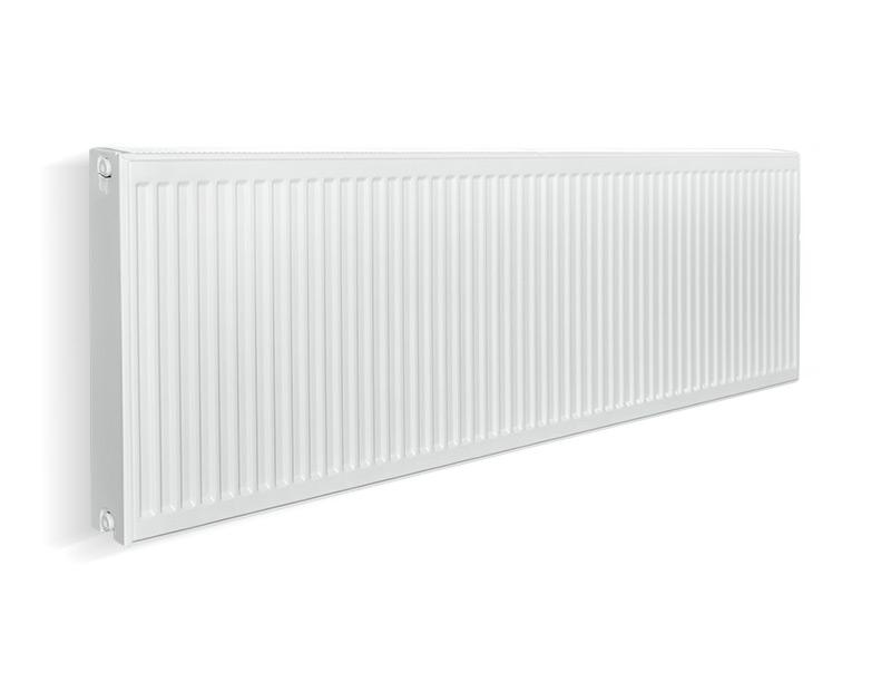 Стальные панельные радиаторы Oasis, тип 22, высота 500, нижнее правое подключение